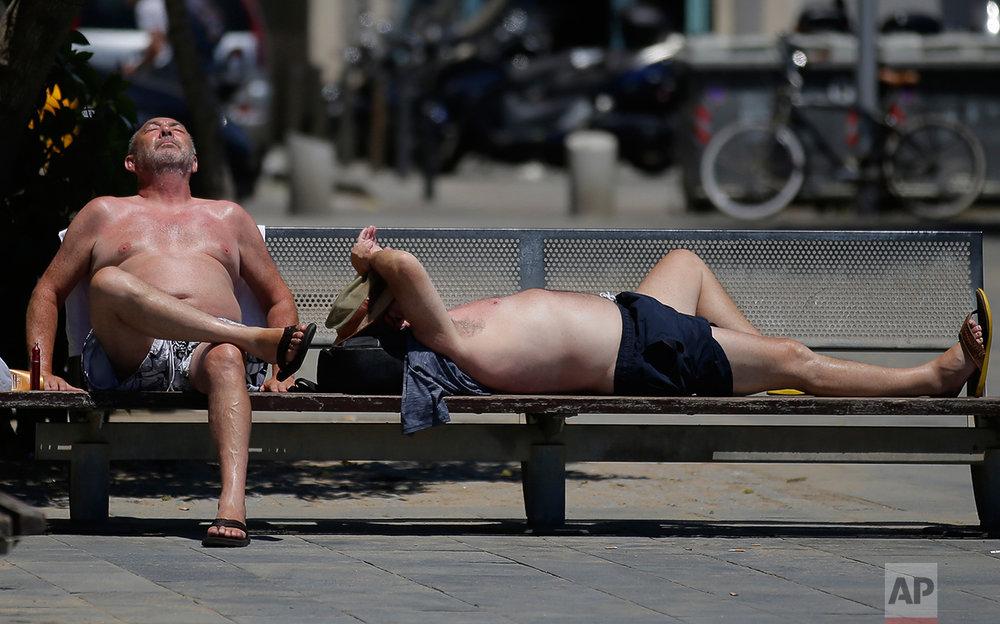 Spain Heat