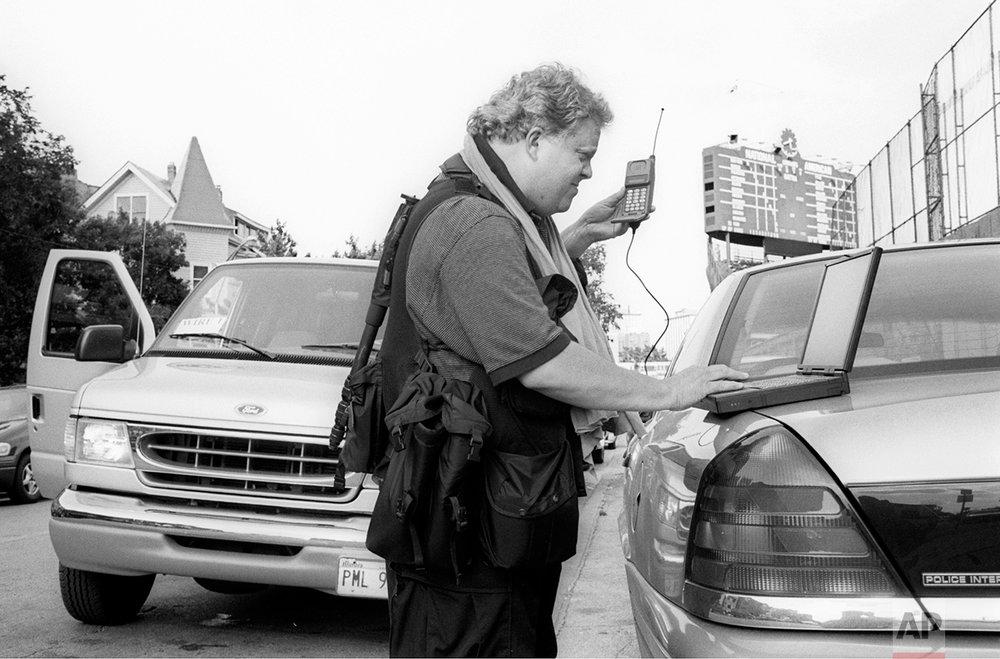 J. Scott Applewhite in 1993