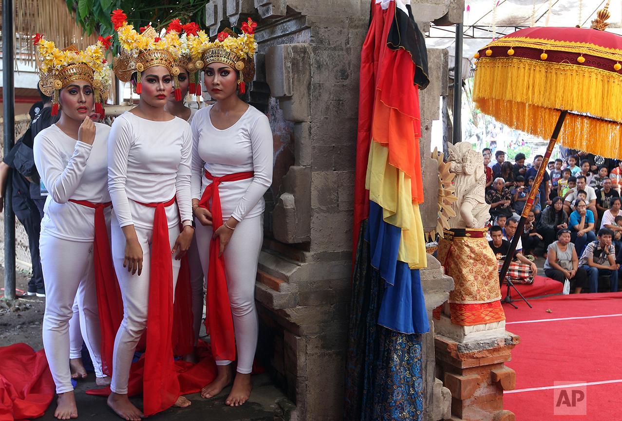 Indonesia Bali Arts Festival