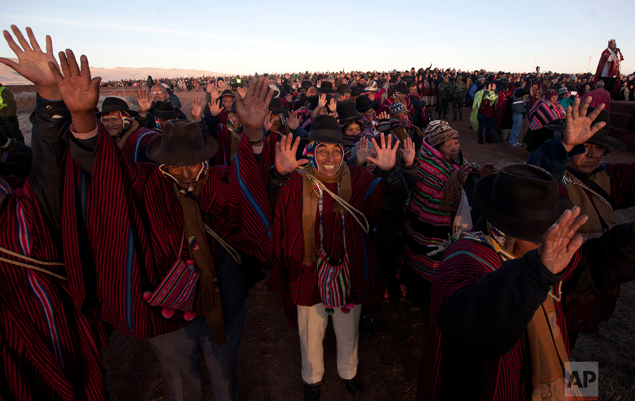 Bolivia Andean New Year