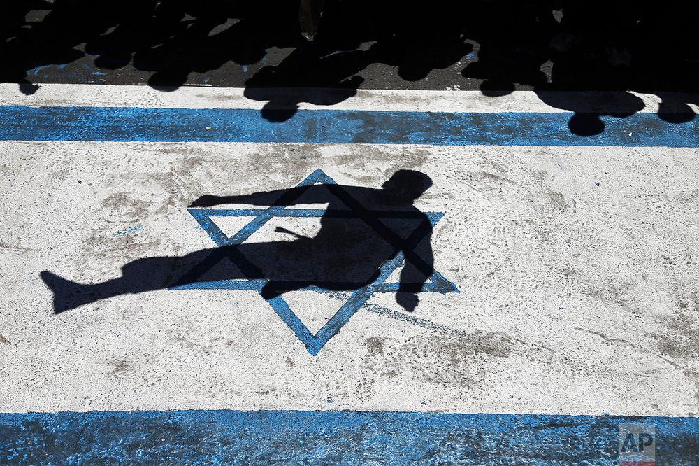 Iran Israel Palestinians