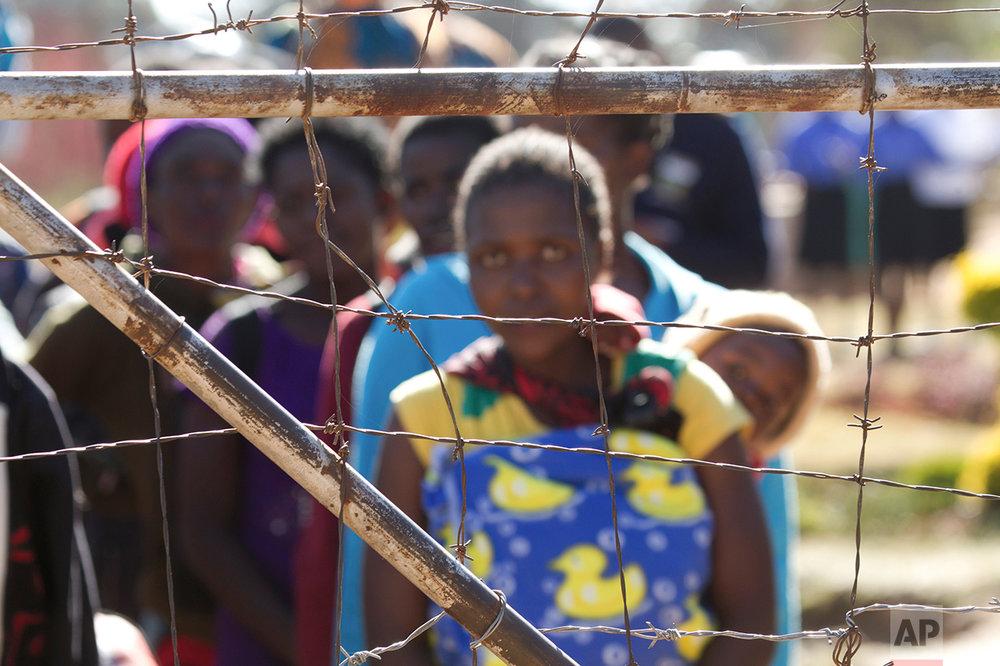 Zimbabwe Malawi Prisoners