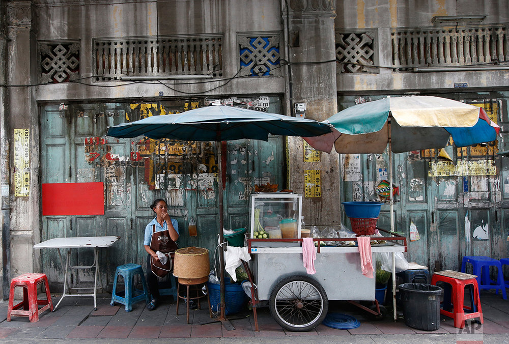 Thailand Daily Life