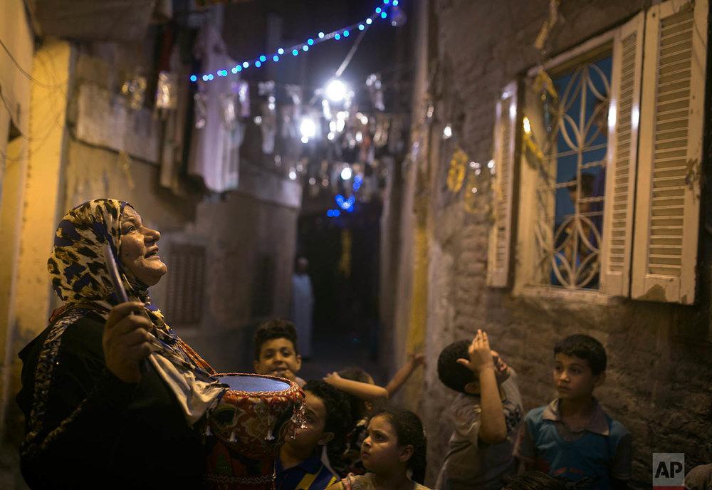 Egypt Ramadan Dawn Caller