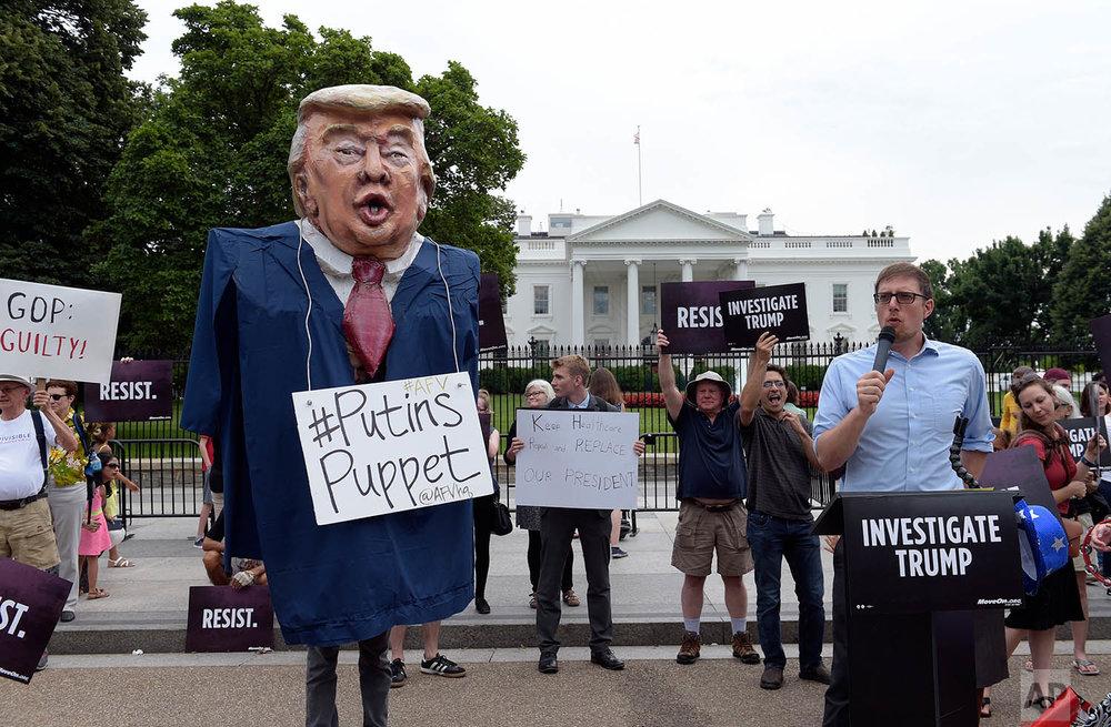 Trump Russia Probe