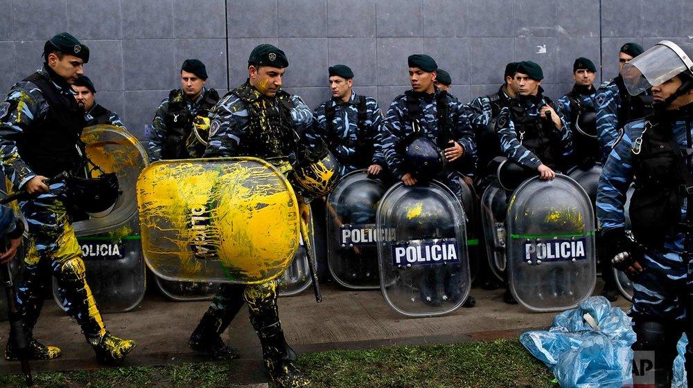 Argentina PepsiCo Eviction