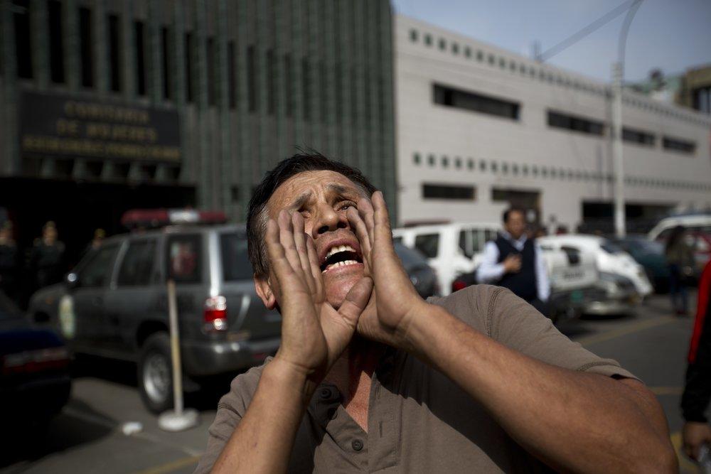 Peru Corruption
