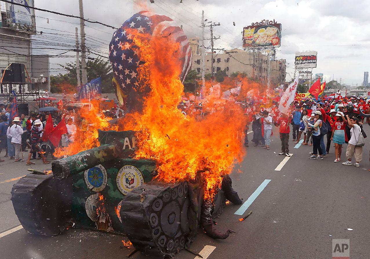 Philippines Duterte