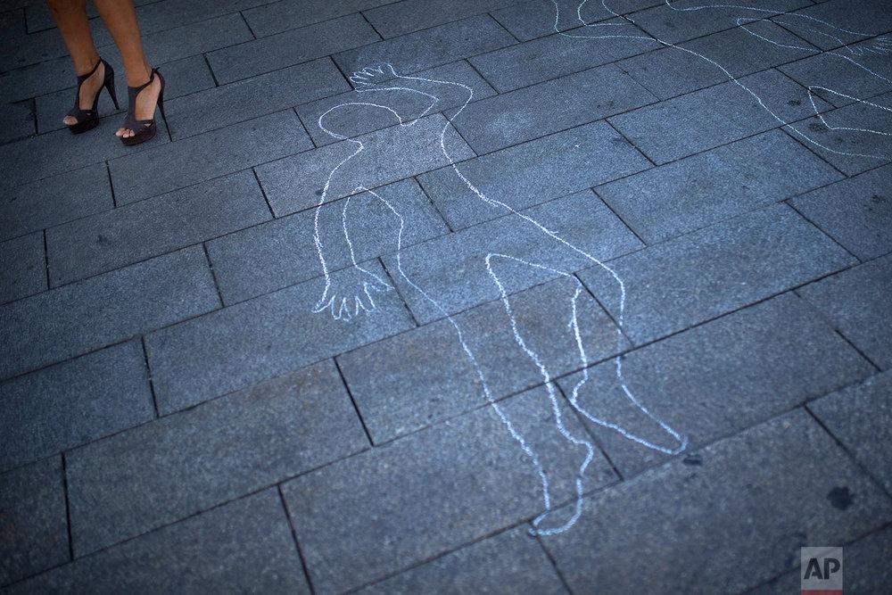 Spain Violence Against Women