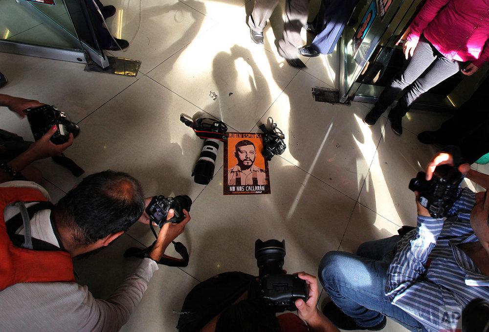 Mexico Journalist Murdered