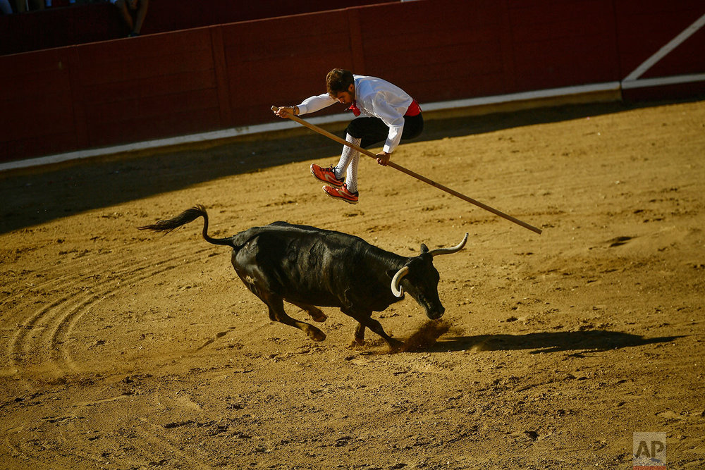 Spain Bullfight Corrida Goyesca