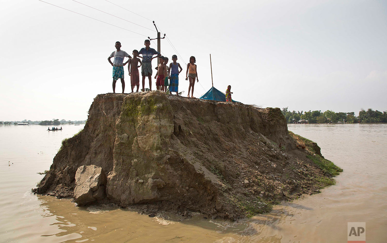 South Asia Floods