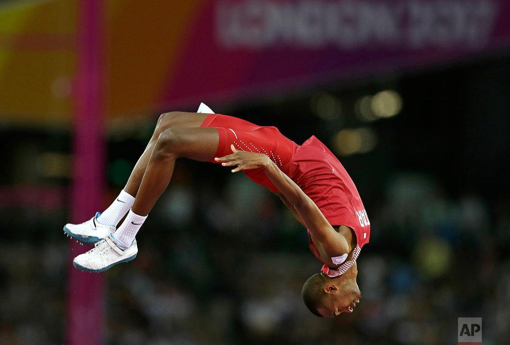 Britain Athletics World