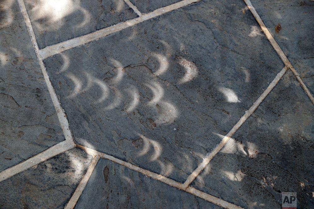 Eclipse Washington