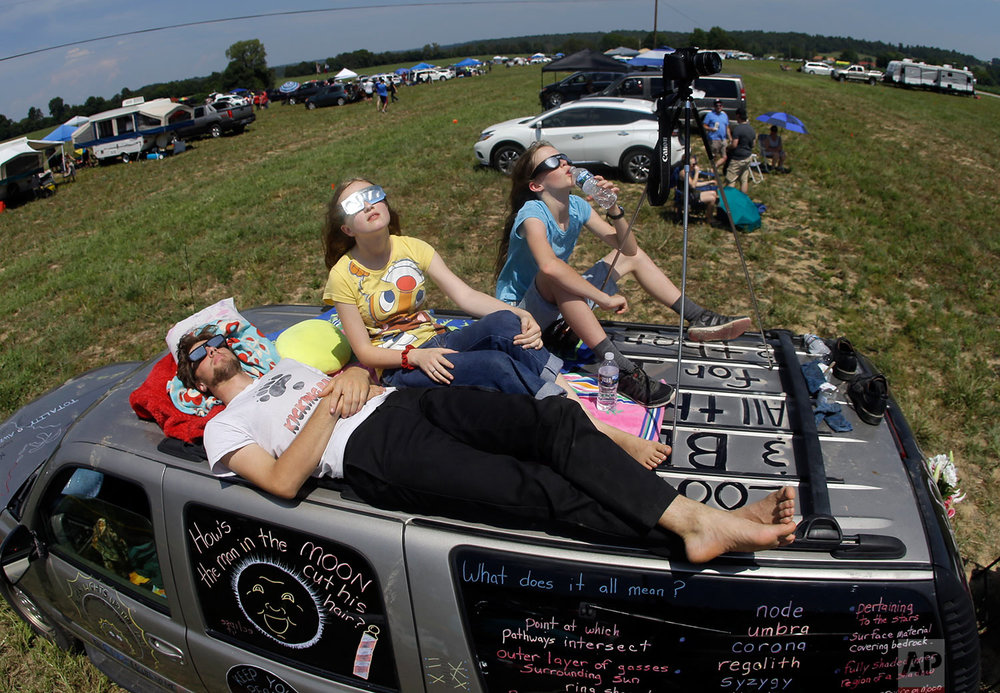Eclipse Kentucky