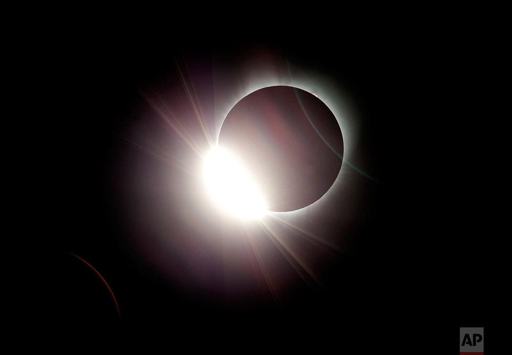 Eclipse Oregon