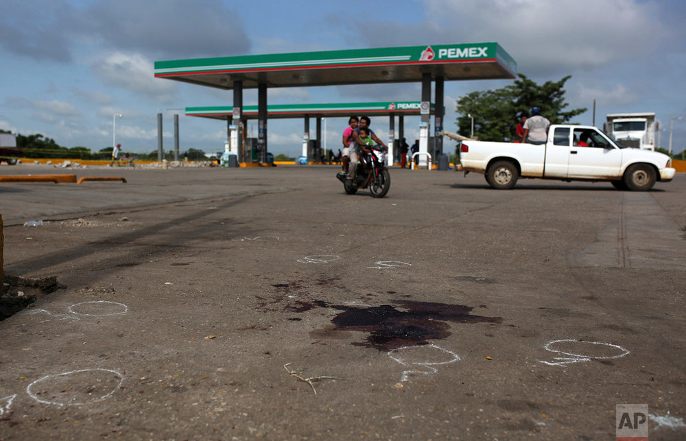 Mexico Journalist Killed