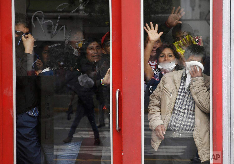 Peru Teachers Strike
