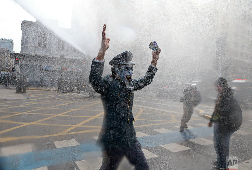 Chile Education Protest