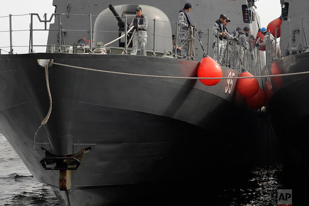 Singapore US Navy Ship Collision