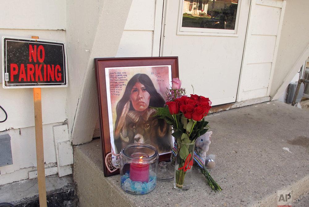 Missing Woman North Dakota