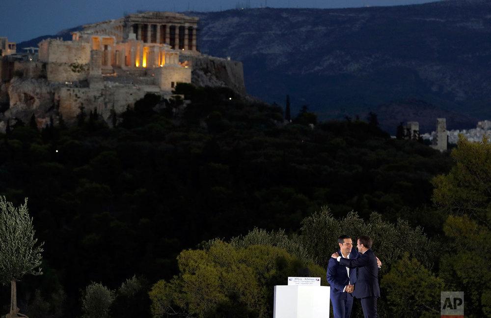 Greece France