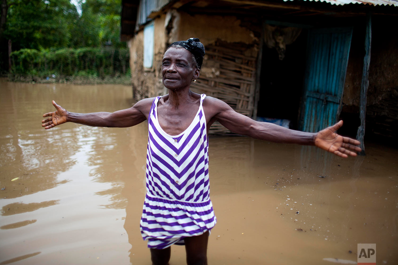 Haiti Hurricane Irma