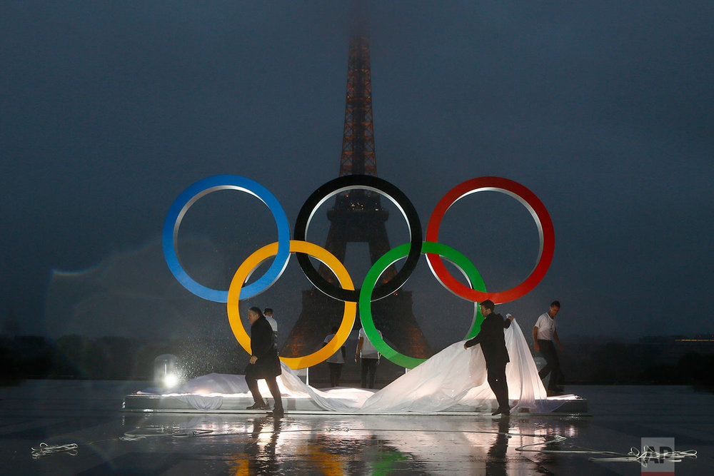 France Olympic Bids