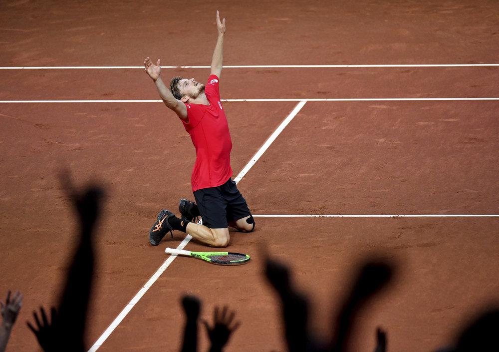 Australia Davis Cup Tennis