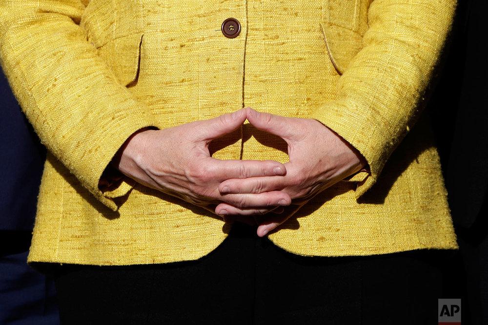 Germany Election Merkel