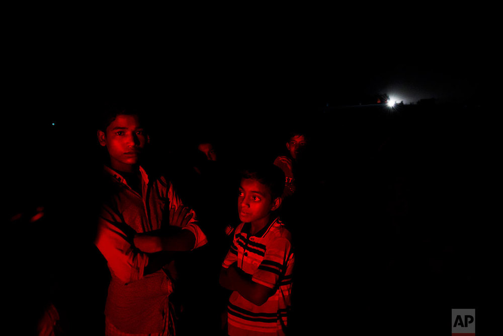 Bangladesh Myanmar Attacks Childhood Lost