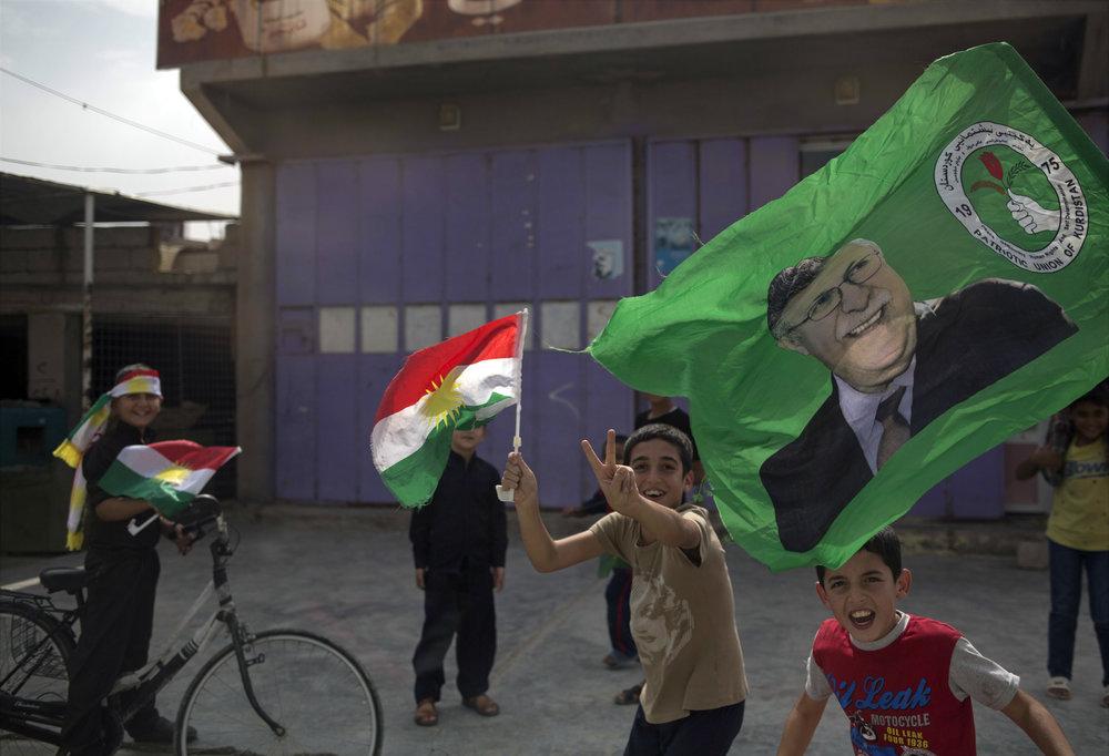 Iraq Kurdish referendum