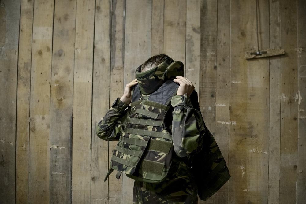 Romania Female Flak Jacket