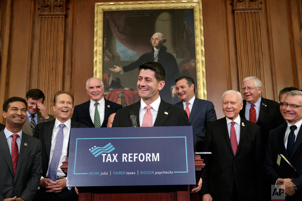 Tax Overhaul