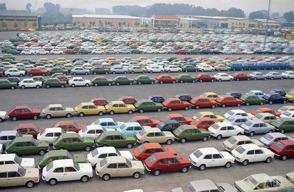 Fiat Crisis | October 7, 1974
