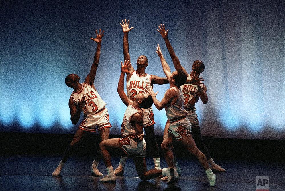 Jordan Dance | October 4, 1989