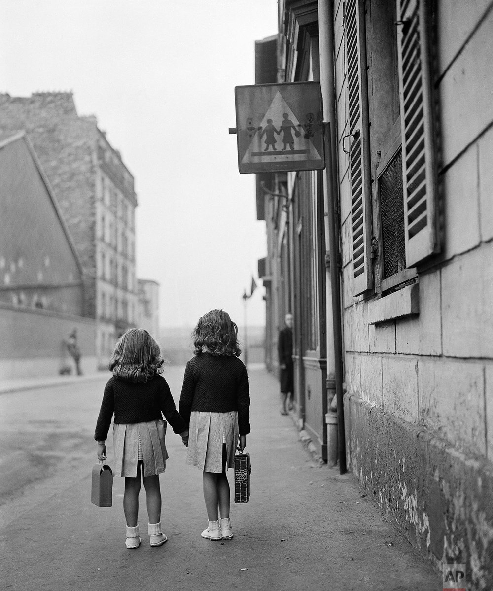 Back to School Paris | October 4, 1948
