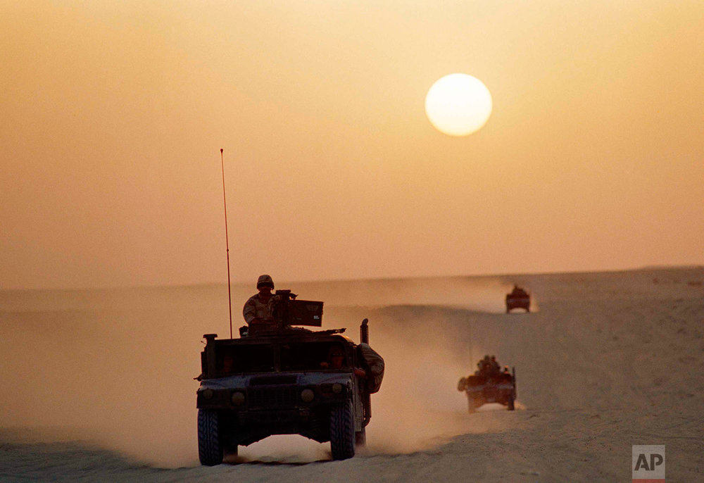 Desert Shield | October 2, 1990