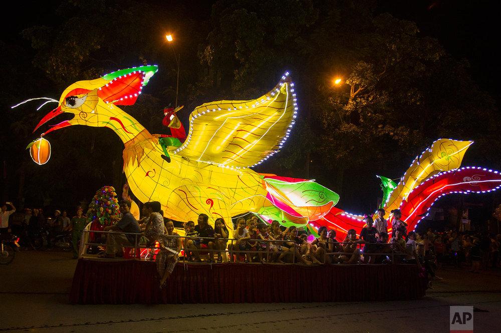 Vietnam Moon Festival