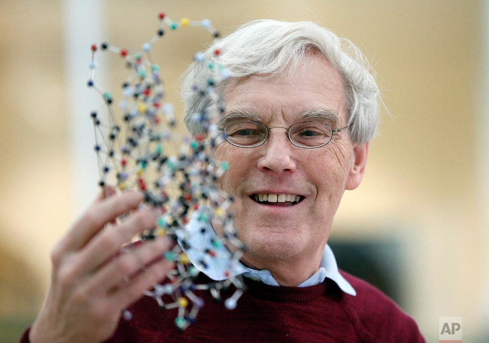 Britain Nobel Chemistry