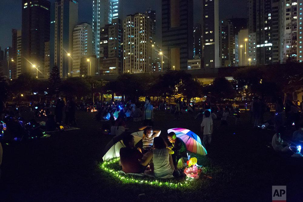 Hong Kong Mid Autumn Festival