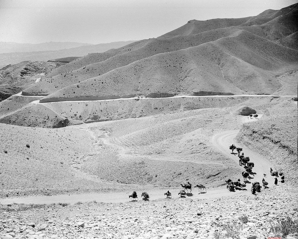 Kabul Caravan | Oct. 8, 1949