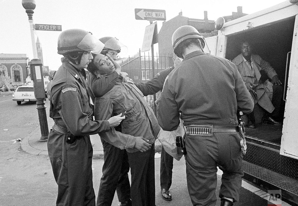 Police Youth | Oct. 9, 1974