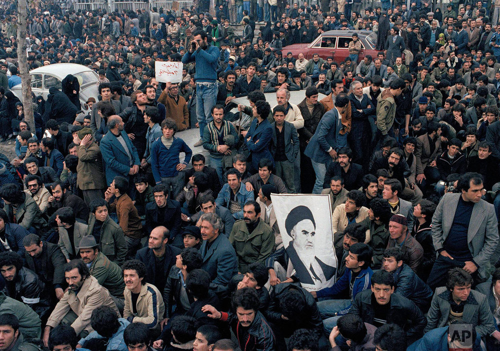 Iran Rally | Oct. 9, 1978