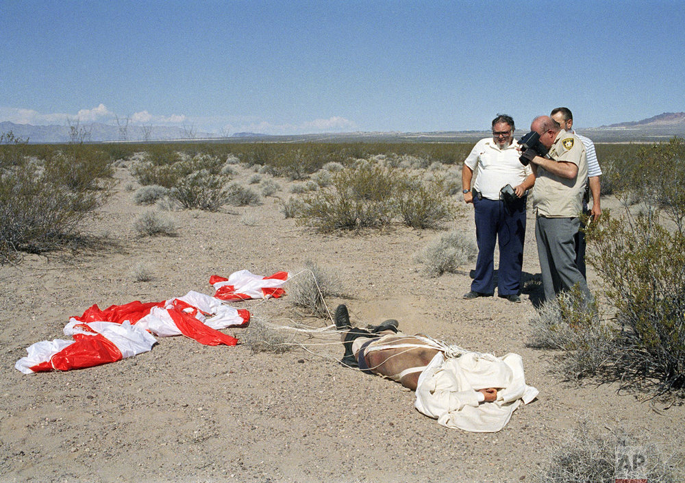 Skydiving Accident | Oct. 9, 1986