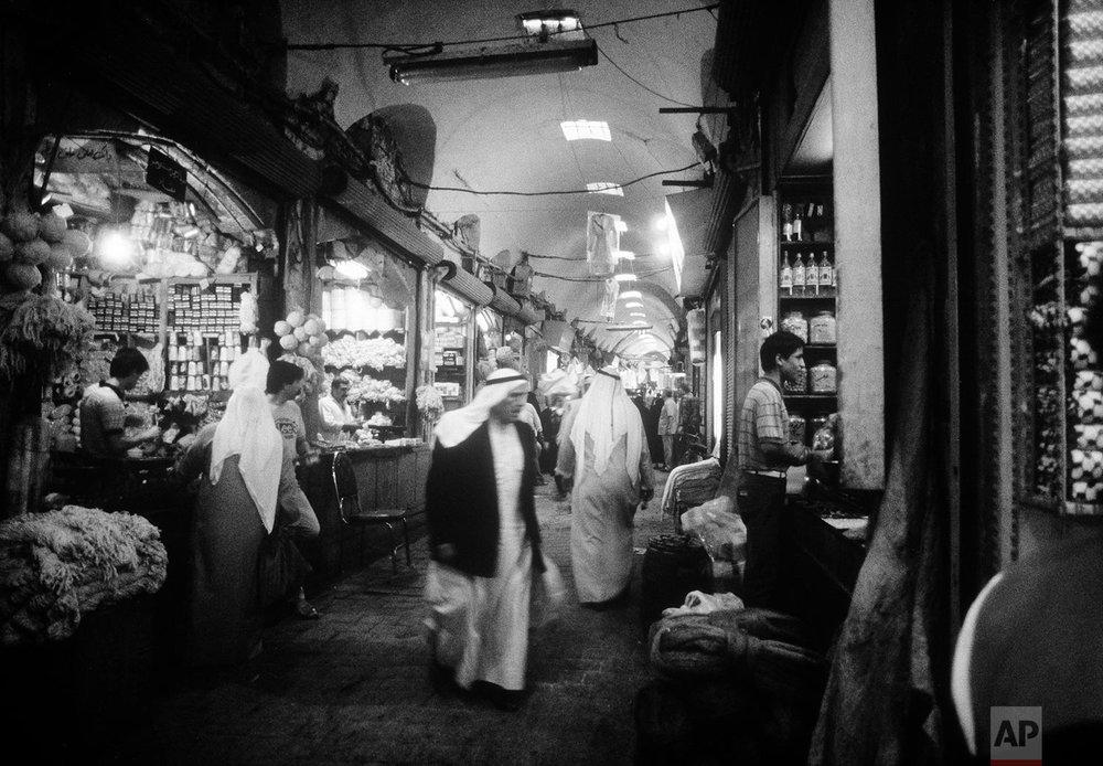 Aleppo Bazaar | Oct. 9, 1987