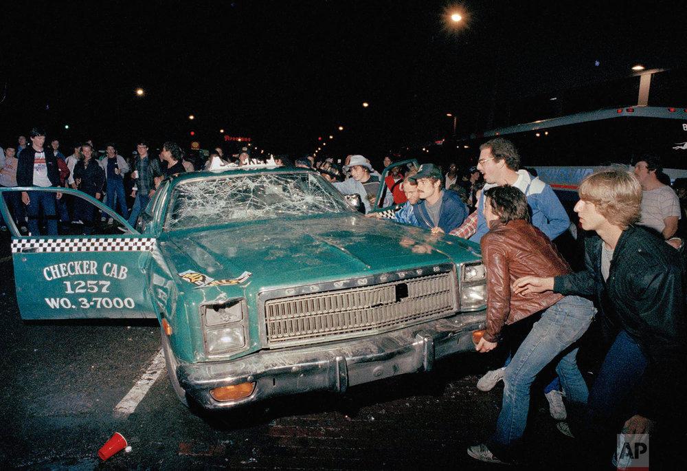 Detroit | Oct. 14, 1984