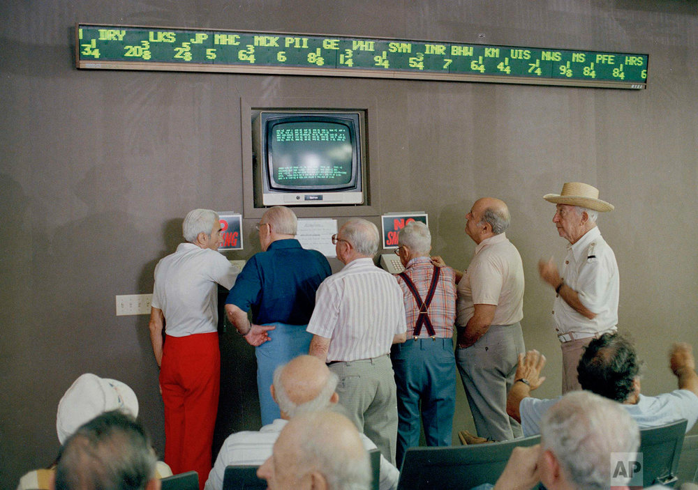 Market Crash | Oct. 20, 1987