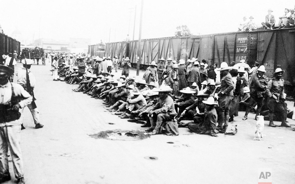 Mexican Revolution | Oct. 18, 1927