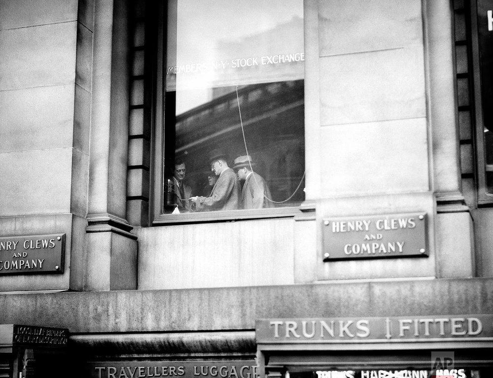 Brokerage House | Oct. 19, 1937